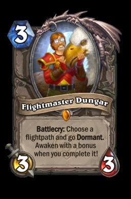 Flightmaster Dungar
