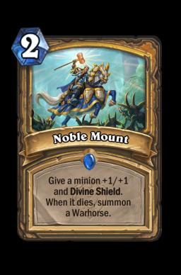 Noble Mount