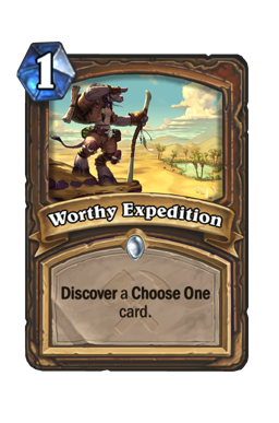 Worthy Expedition