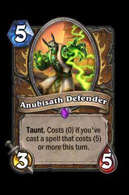 Anubisath Defender