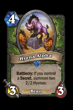 Hyena Alpha