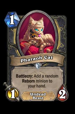 Pharaoh Cat