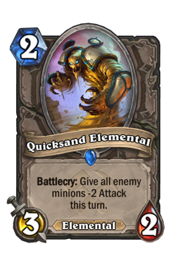 Quicksand Elemental
