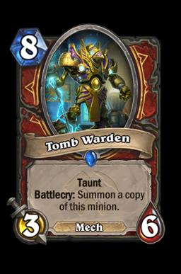 Tomb Warden