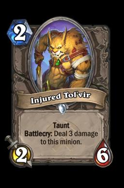 Injured Tol