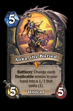 Anka, the Buried