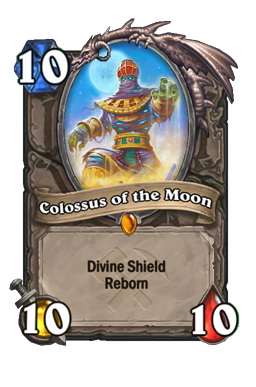 Colossus of the Moon