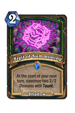 Sigil of Summoning