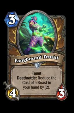 Fangbound Druid