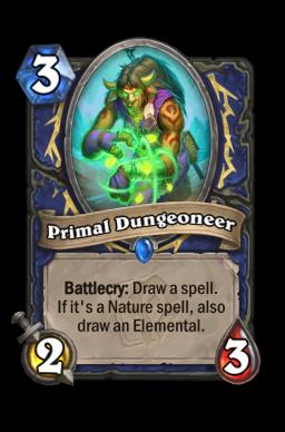 Primal Dungeoneer