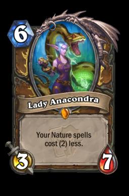 Lady Anacondra