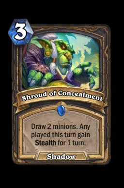 Shroud of Concealment
