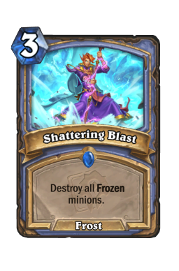 Shattering Blast
