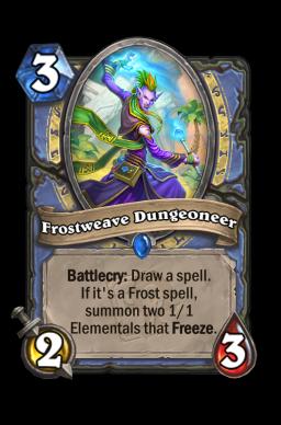 Frostweave Dungeoneer