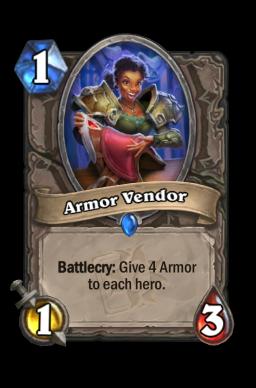 Armor Vendor