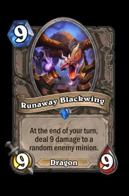 Runaway Blackwing