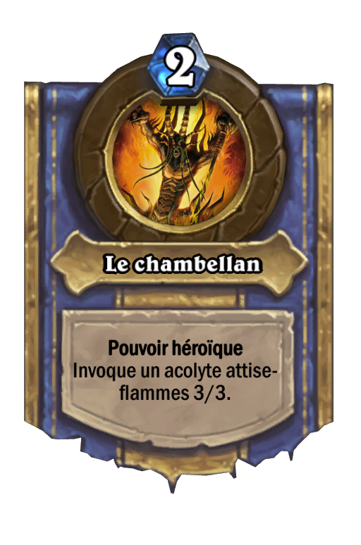 Carte Hearthstone.Le Chambellan Statistique De Carte Hearthstone Hsreplay Net