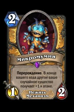 Микромумия