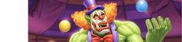 Клоун с карнавала