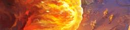 Катящееся пламя