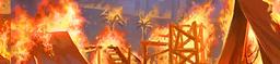 Кара огненная